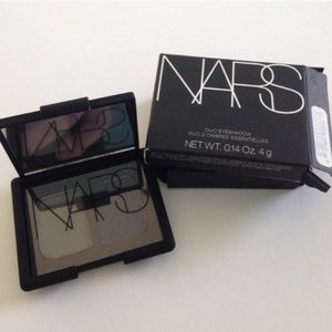 Brand New Authentic NARS Eyeshadow Duo Mandchourie